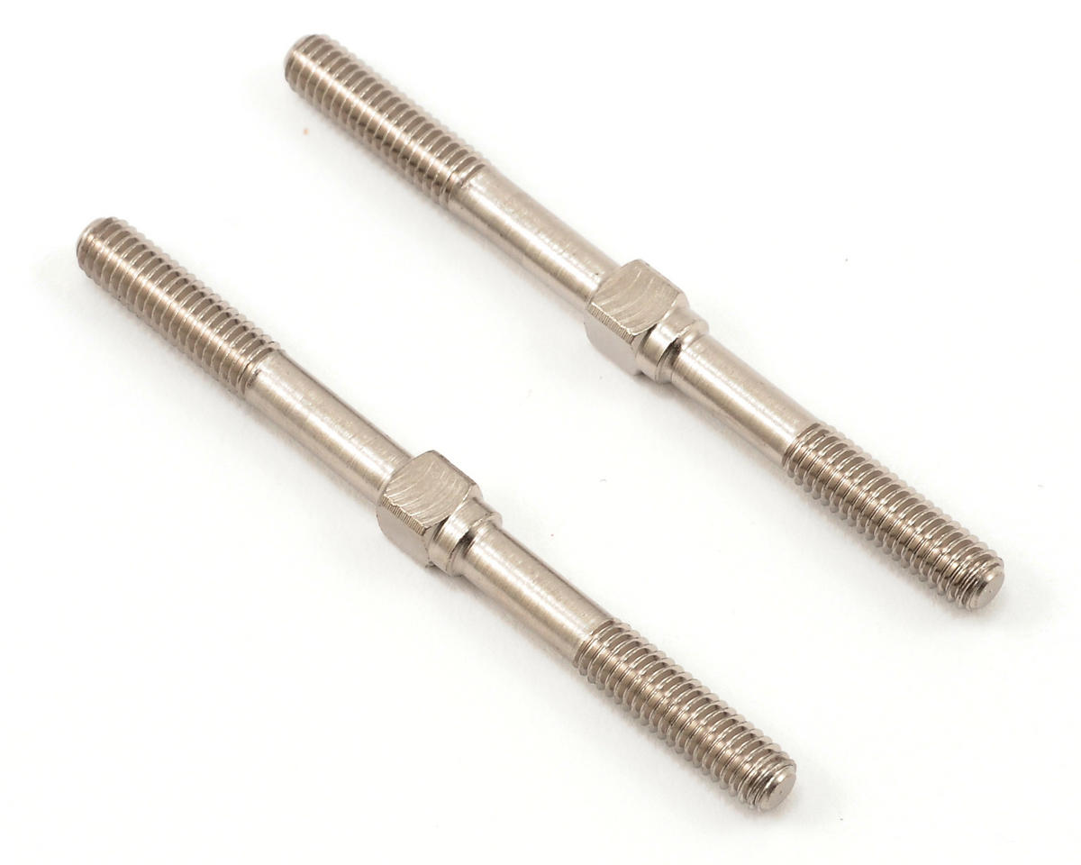 3x40mm Hard Turnbuckle (2) by Kyosho