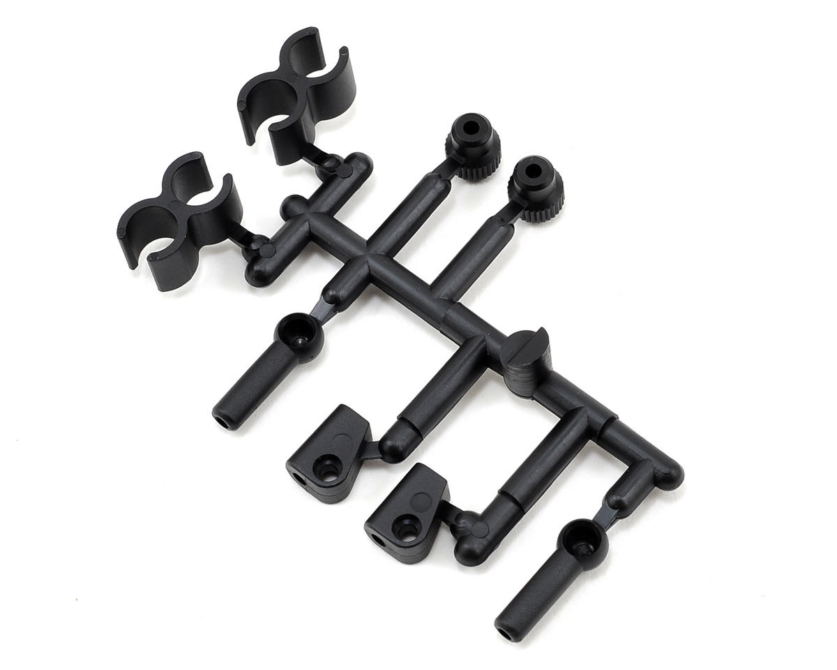 Kyosho DRT Plastic Linkage Parts Set