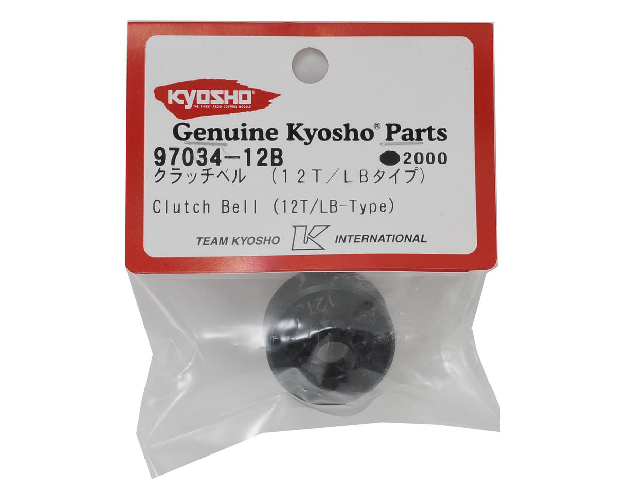 Kyosho LB-Type Clutch Bell (12T)