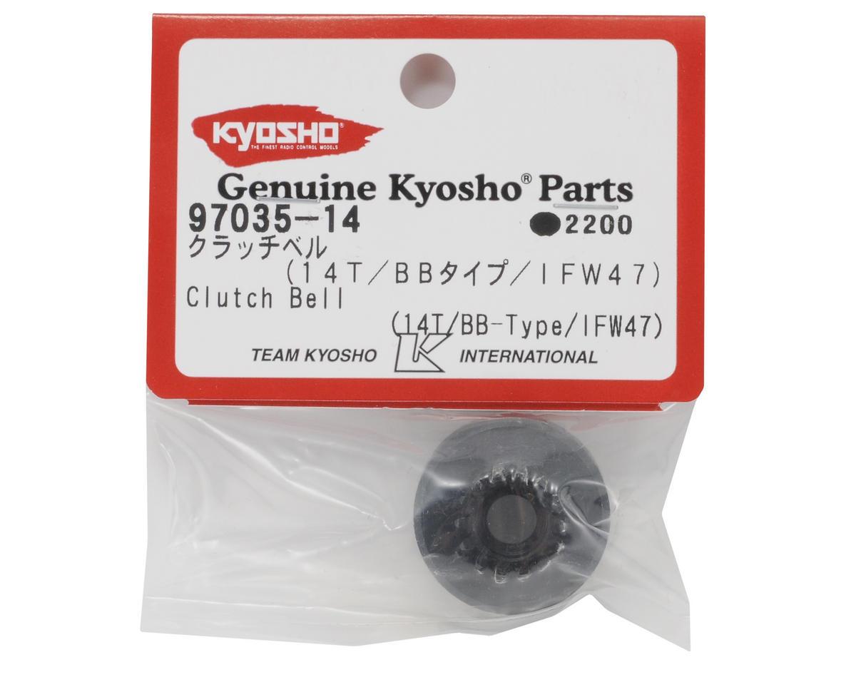Kyosho 14T Clutch Bell