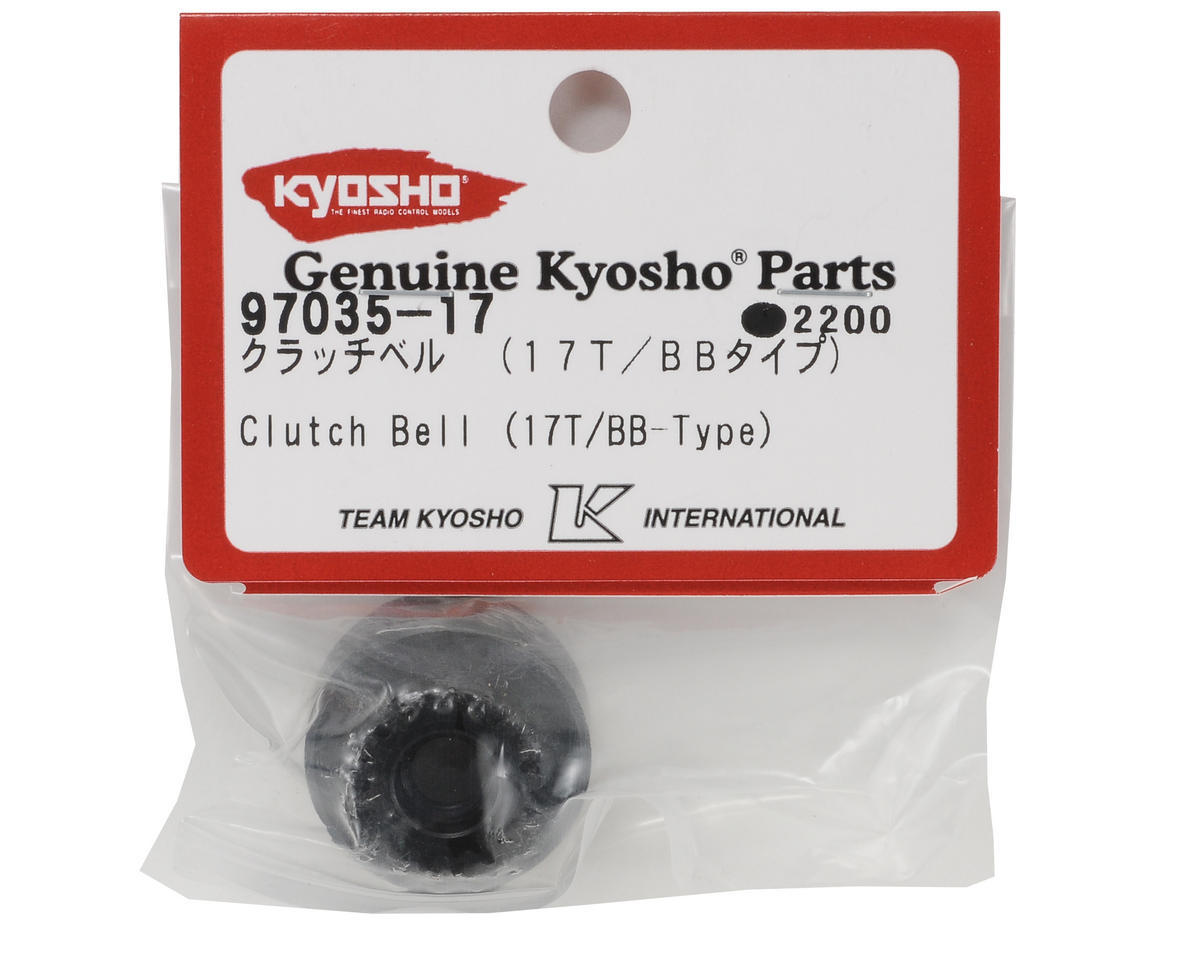 Kyosho 17T Clutch Bell