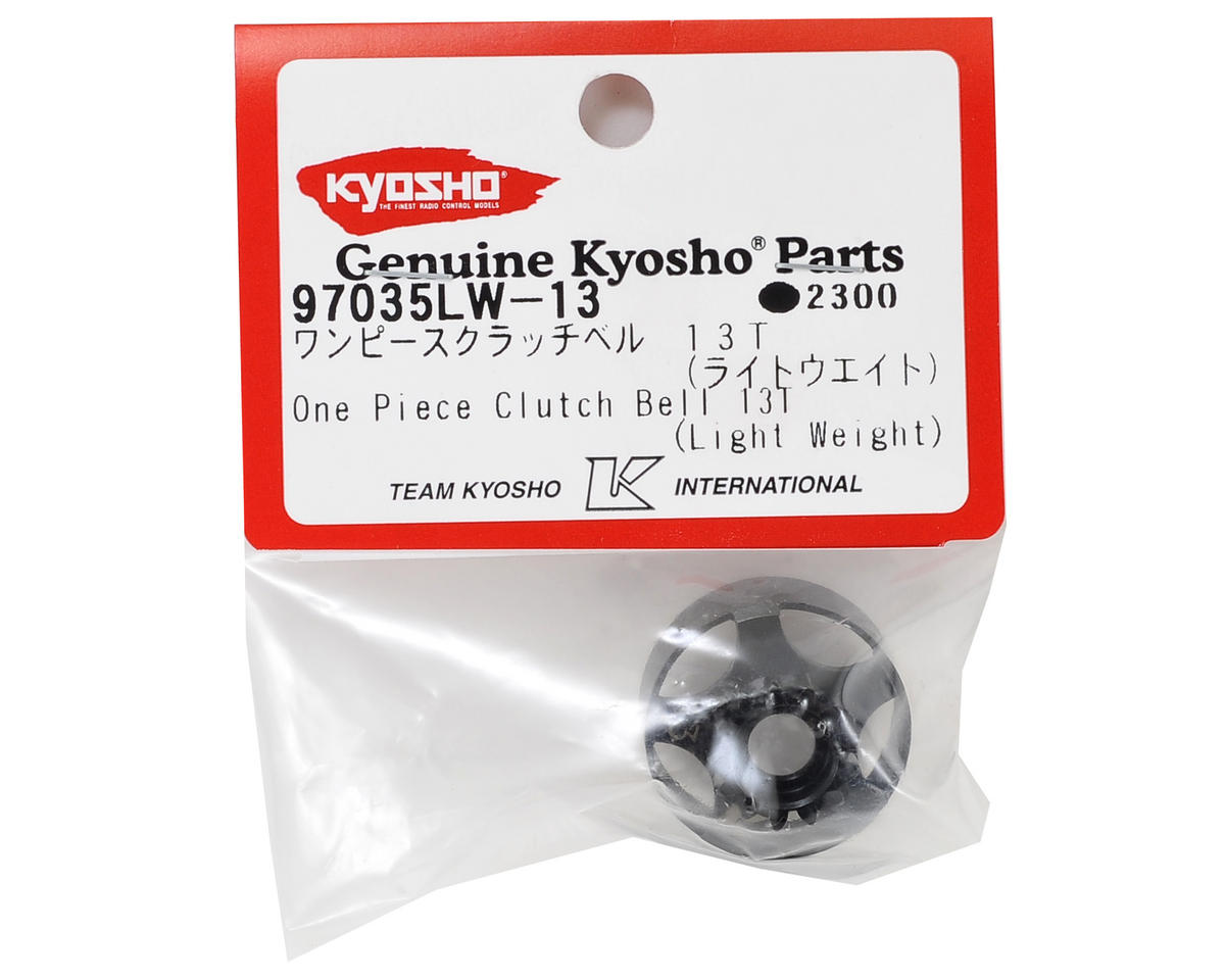 Light Weight Clutch Bell (13T) by Kyosho