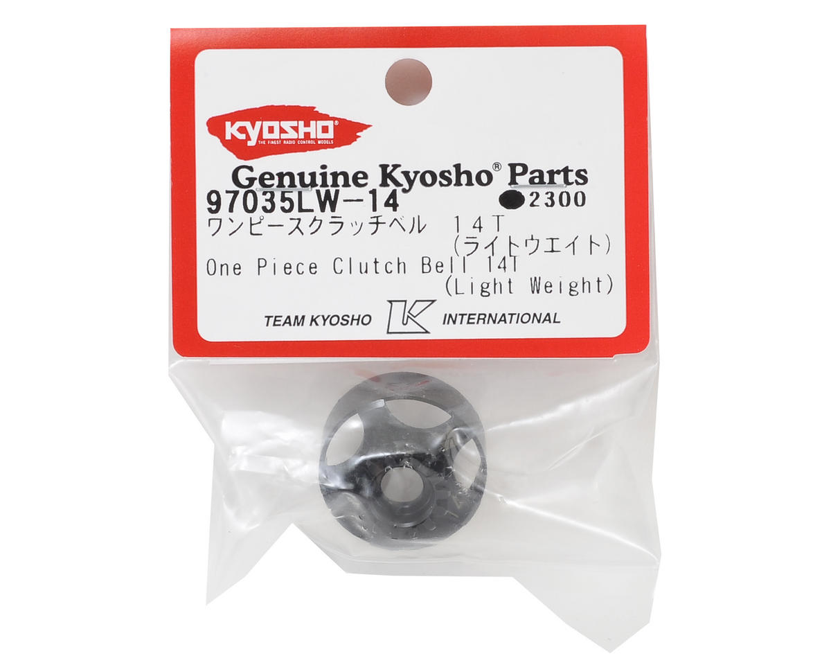 Kyosho Light Weight Clutch Bell (14T)