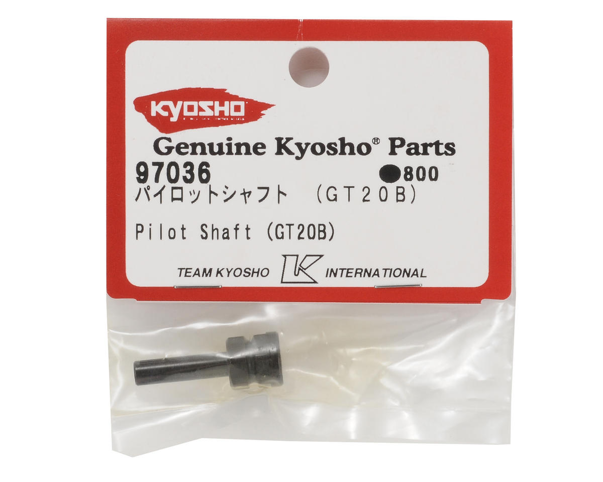 Kyosho 2-Speed Pilot Shaft