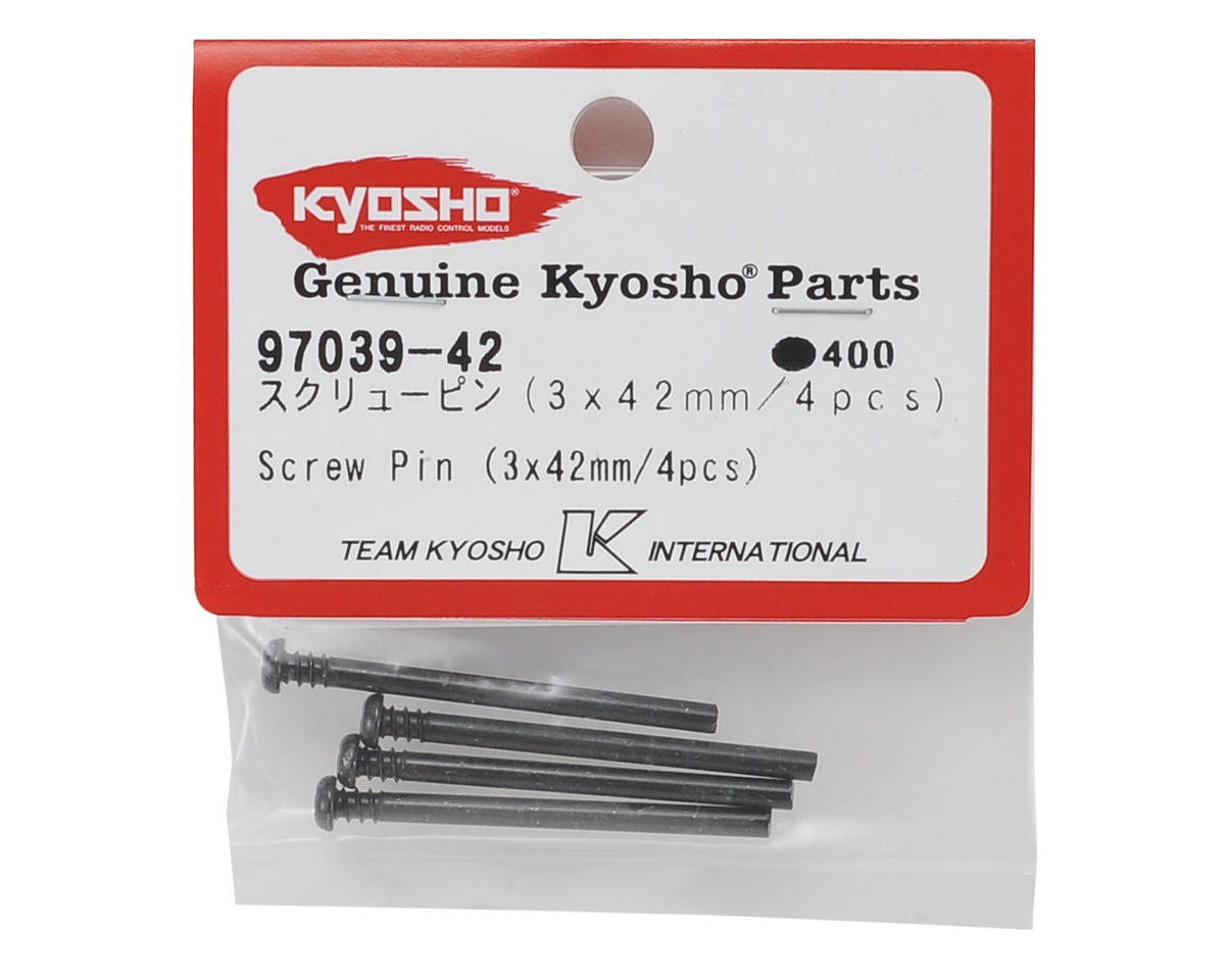 Kyosho 3x42mm Screw Pin (4)