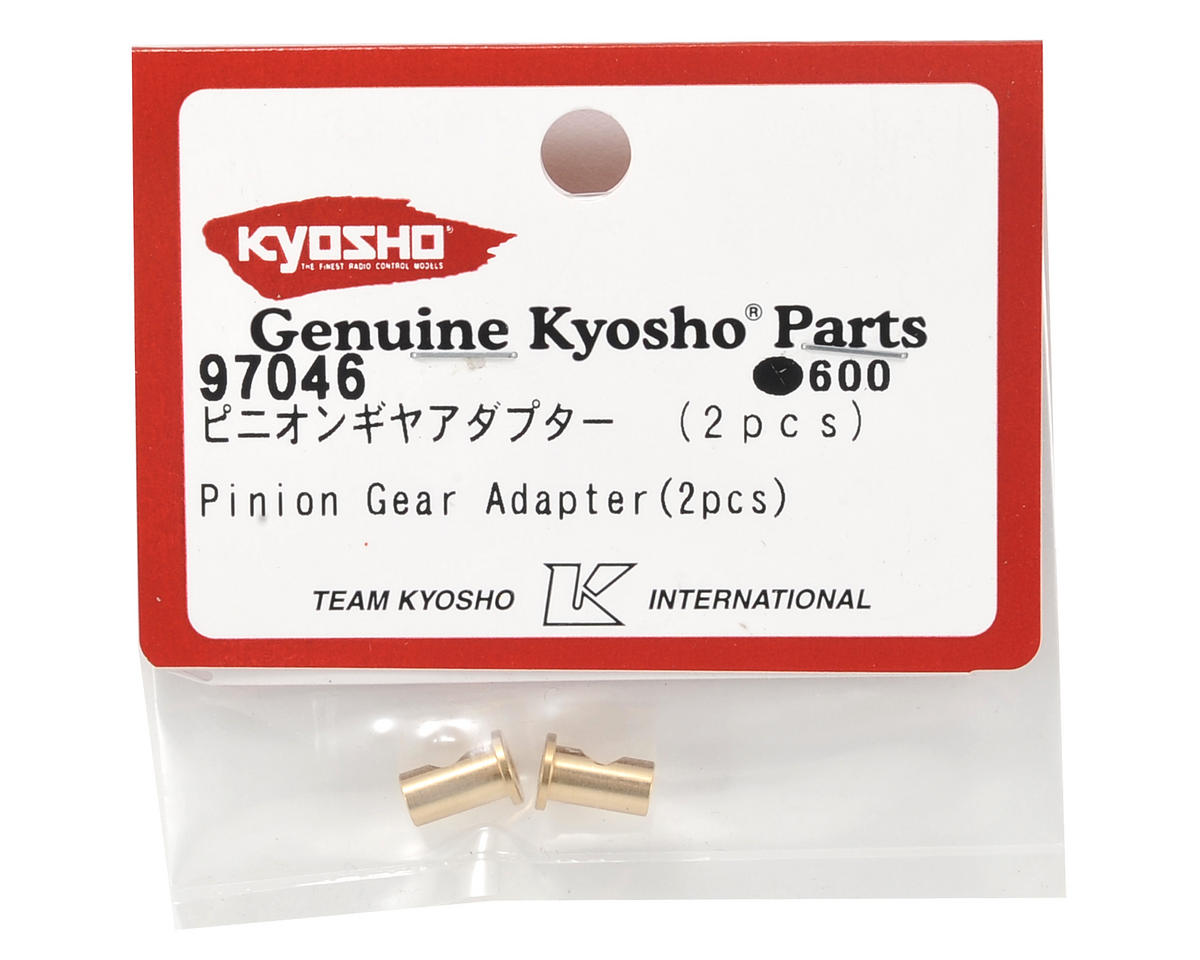 Kyosho Pinion Gear Adapter Set (2)