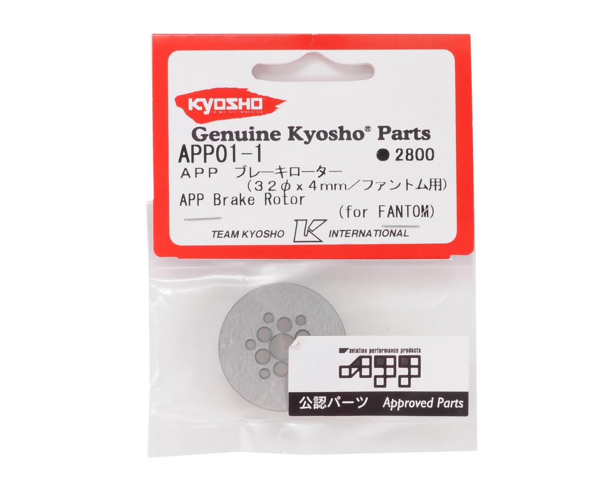 Kyosho App Brake Rotor