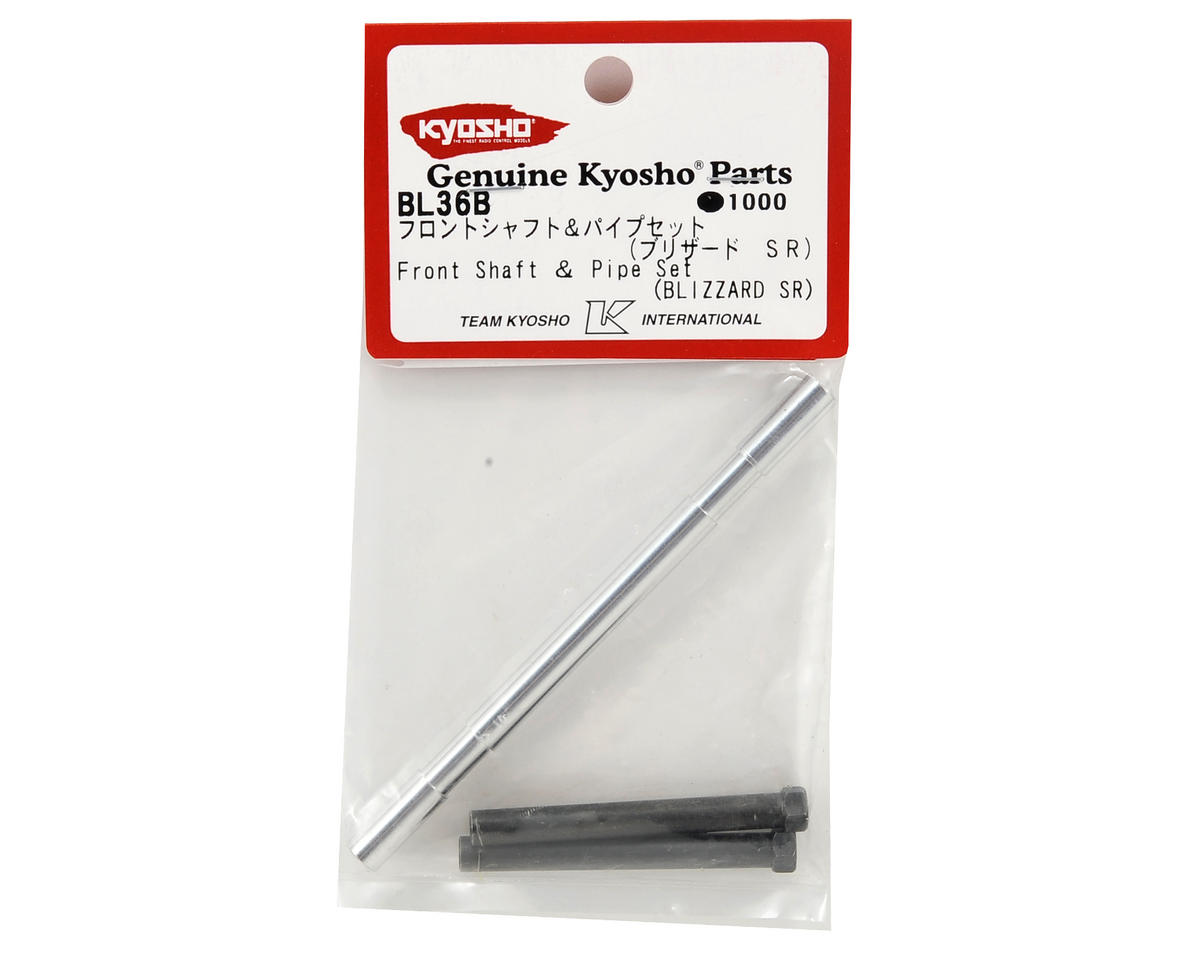 Kyosho Front Shaft & Pipe Set (B Version)