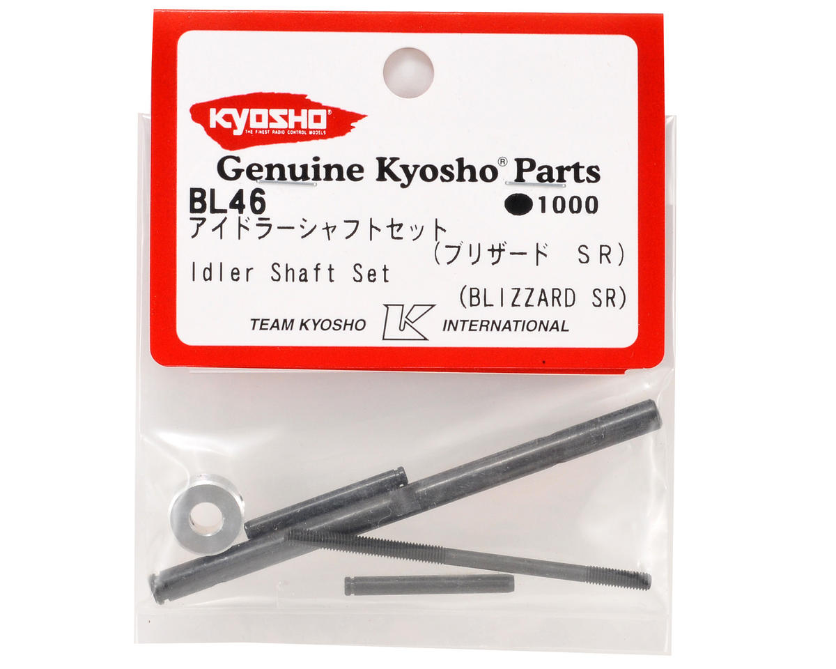 Kyosho Idler Shaft Set