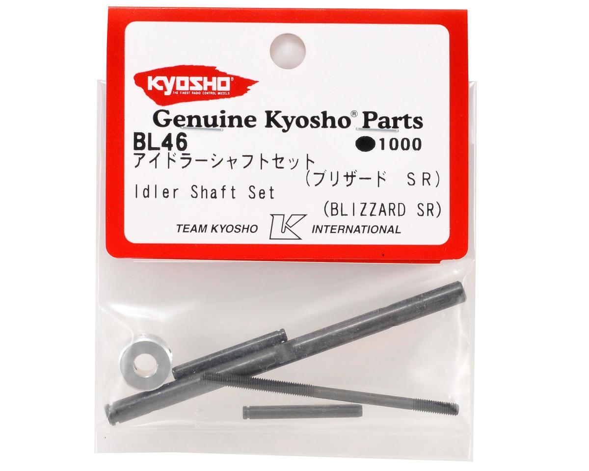 Image 2 for Kyosho Idler Shaft Set