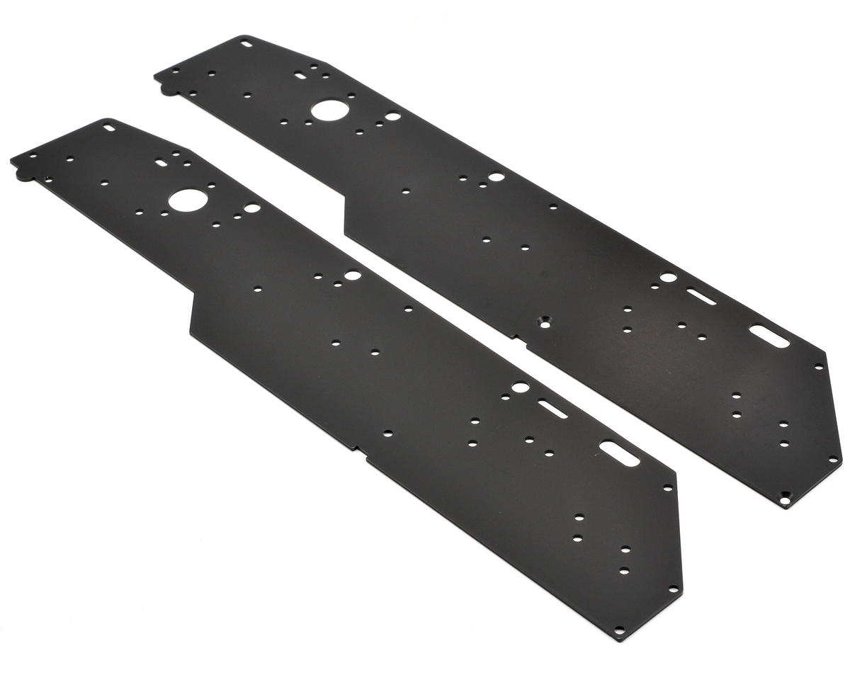Kyosho Blizzard Side Plate Set