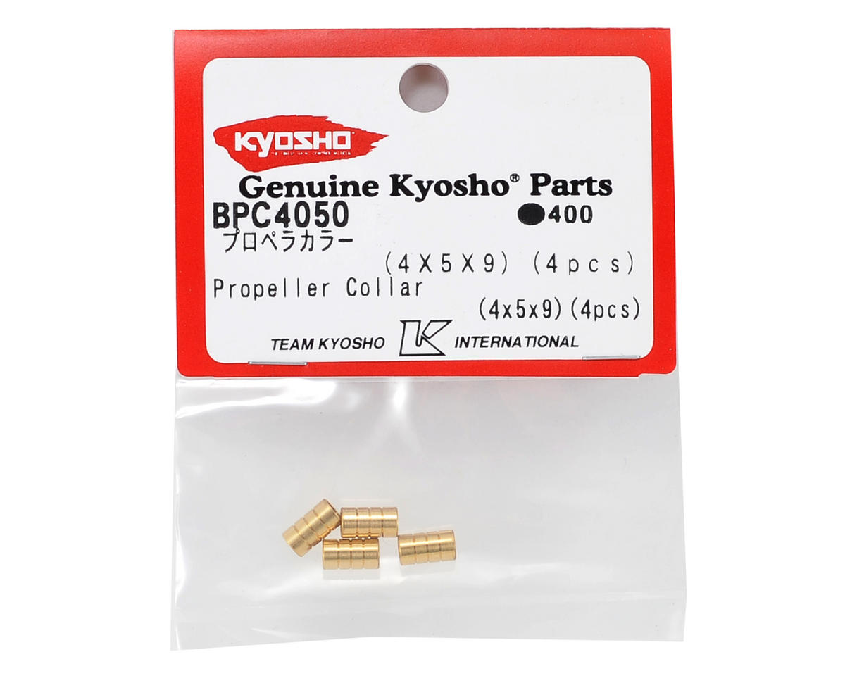 Kyosho 4x5x9mm Propeller Collar (4)