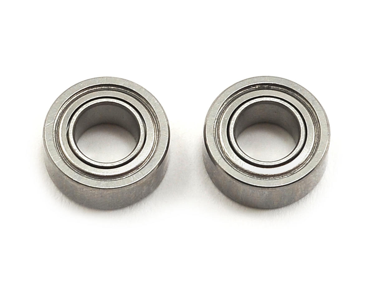 5x10x4mm SUS Stainless Steel Shield Bearing (2) by Kyosho