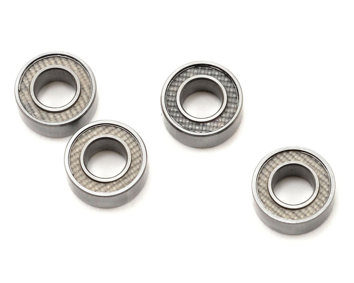 Kyosho Ultima DB 5x10x4mm Teflon Shield Bearing (4)