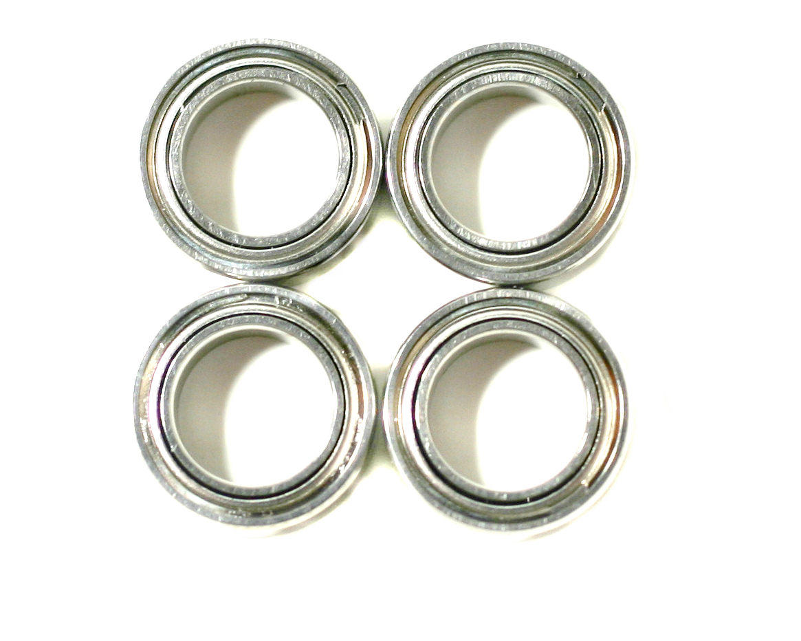 Kyosho DBX 5x8x2.5mm Metal Shielded Ball Bearings (4)