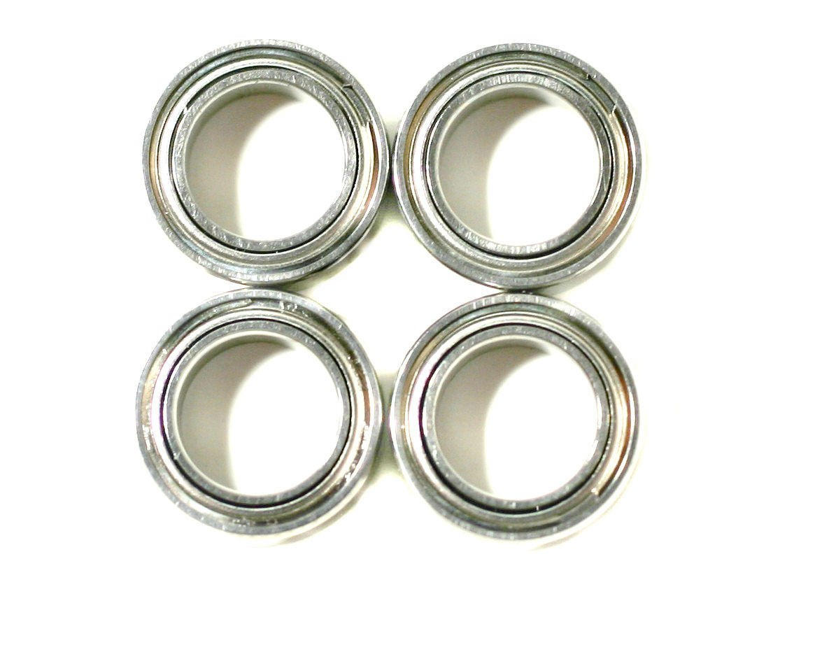 Kyosho V-One RRR 5x8x2.5mm Metal Shielded Ball Bearings (4)