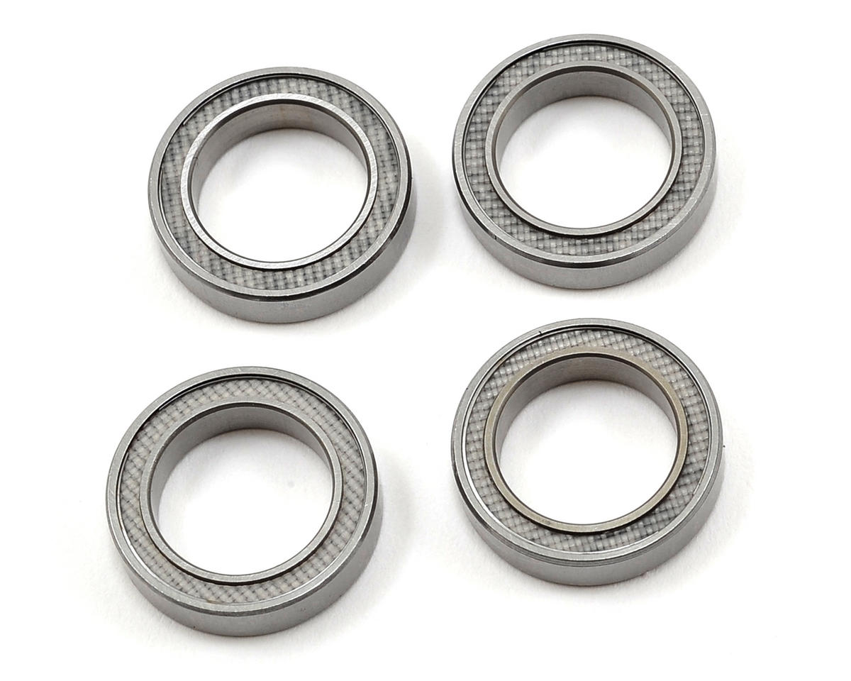 Kyosho Evolva 12x18x4mm Fluorine Shield Bearing (4)