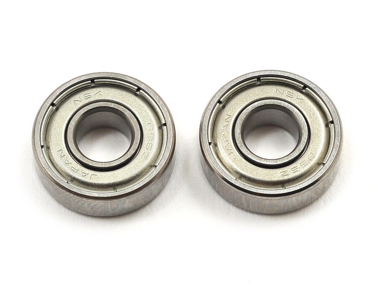 Kyosho 5x13x4mm Metal Shield Bearing (2)