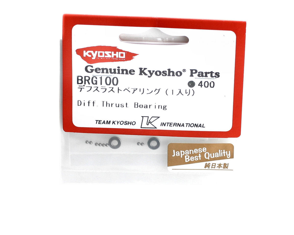 Kyosho Diff Thrust Bearing (ZX-5)