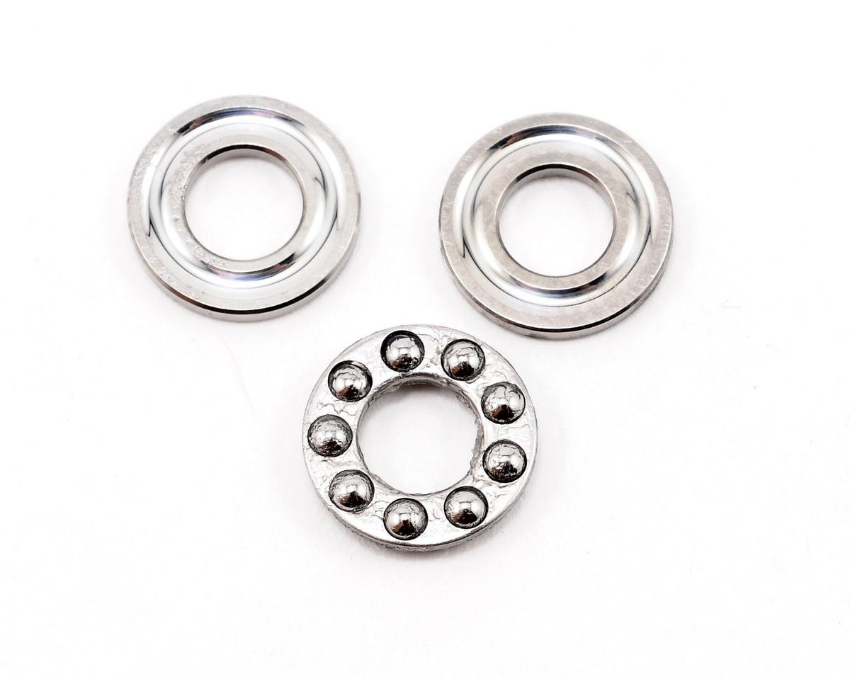 Kyosho V-One RRR 4.8x10x4mm Thrust Bearing
