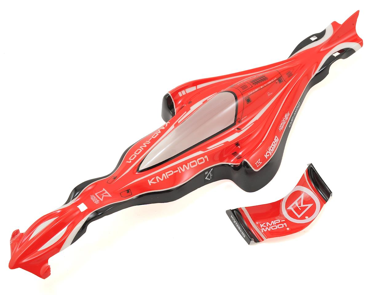 Kyosho G-Zero Body Set (Red)