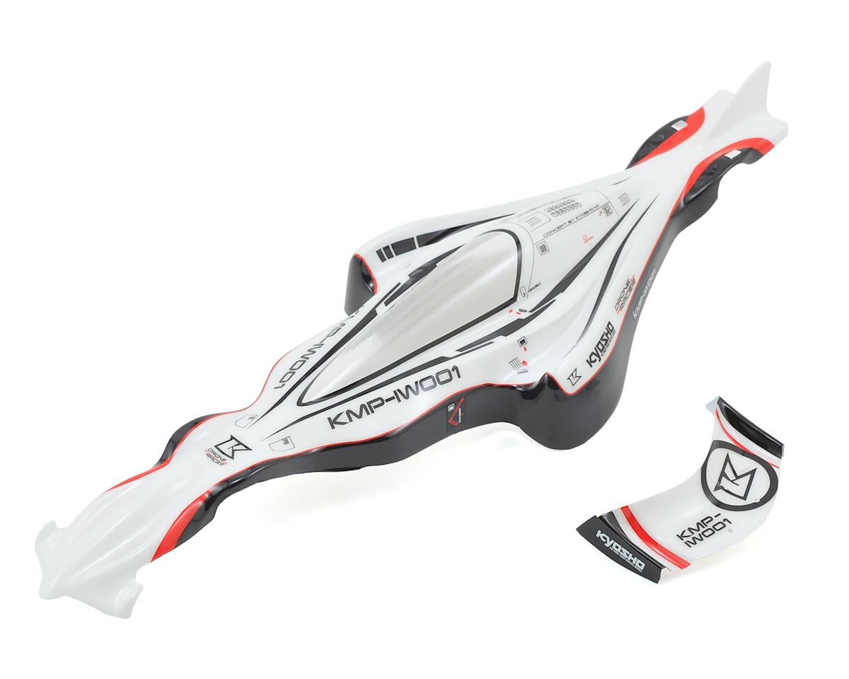Kyosho G-Zero Body Set (White)