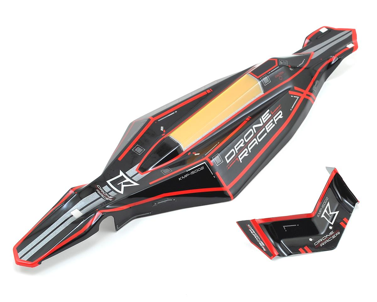 Kyosho Zephyr Body Set (Black)