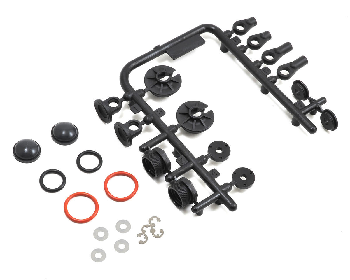 Kyosho Shock Plastic Set w/O-rings