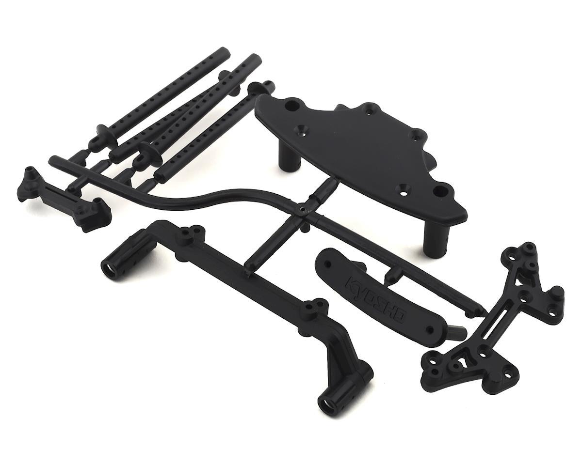 Kyosho Fazer FZ02 TC Bumper & Body Mount Set