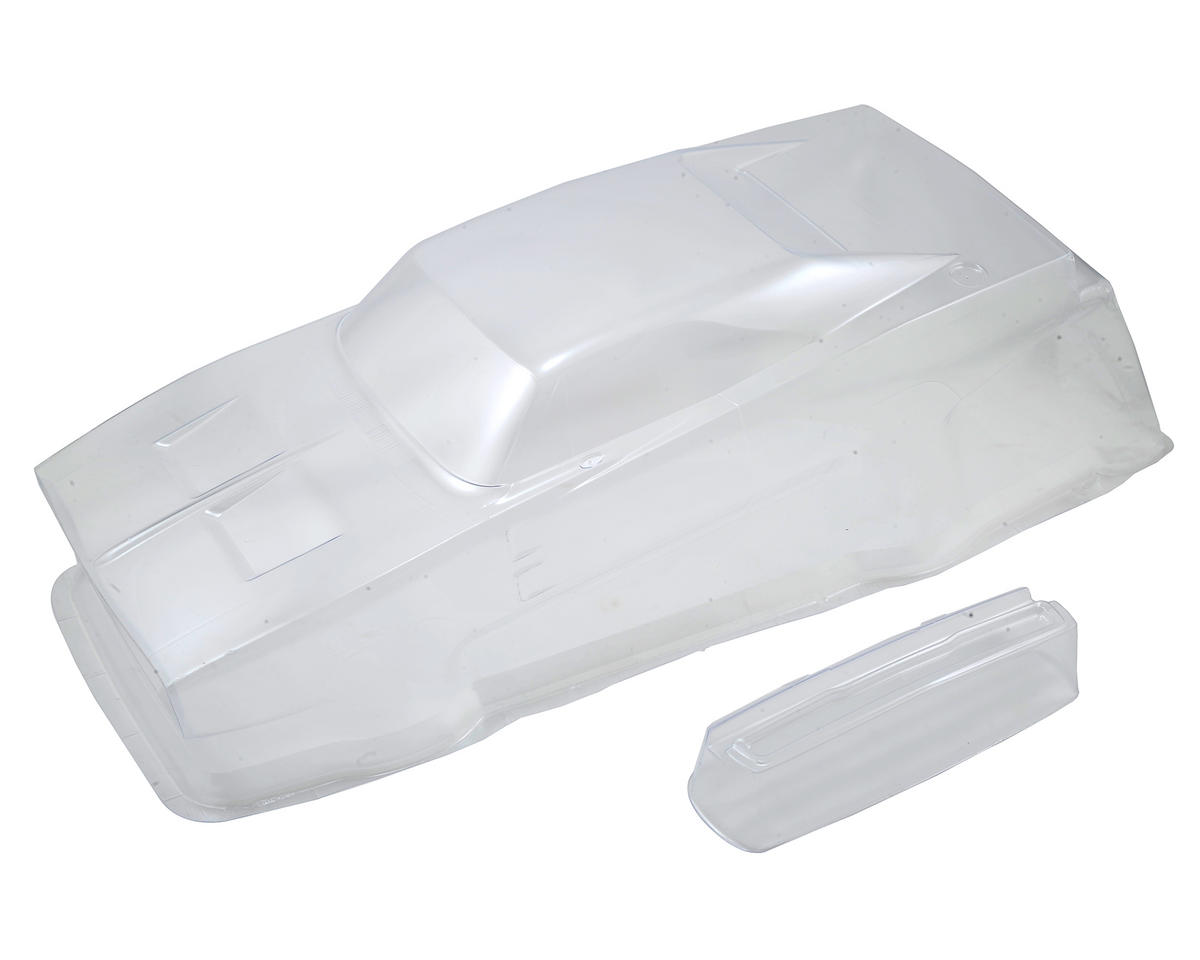 Kyosho 200mm 1970 Dodge Charger Body (Clear) (HPI Sprint 2)