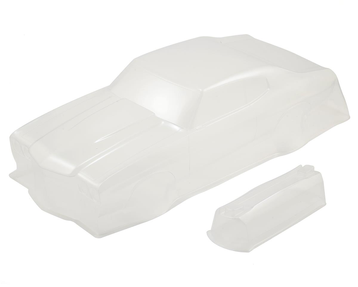 200mm 1970 Chevy Chevelle Touring Car Body (Clear) by Kyosho