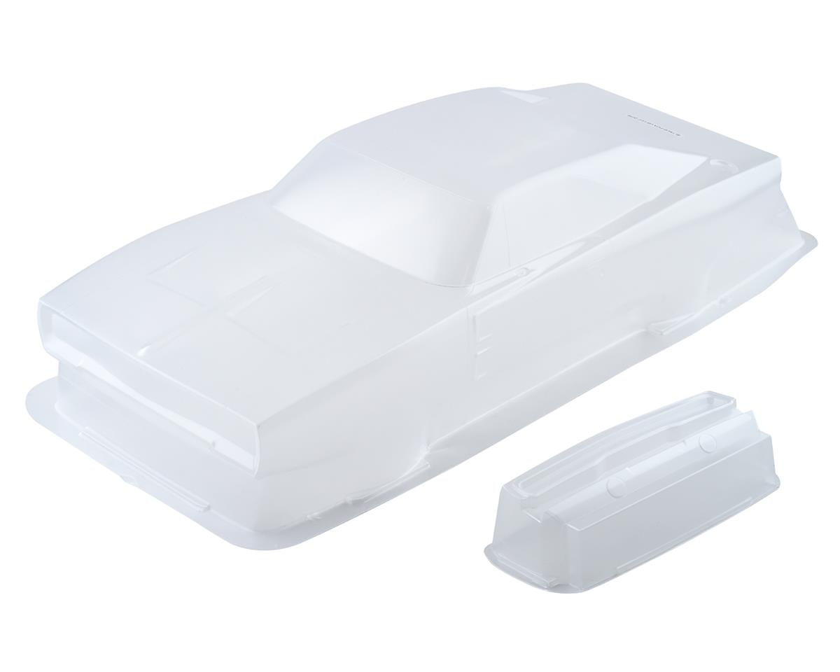 Kyosho Fazer 1970 Dodge Charger Touring Car Body (Clear)
