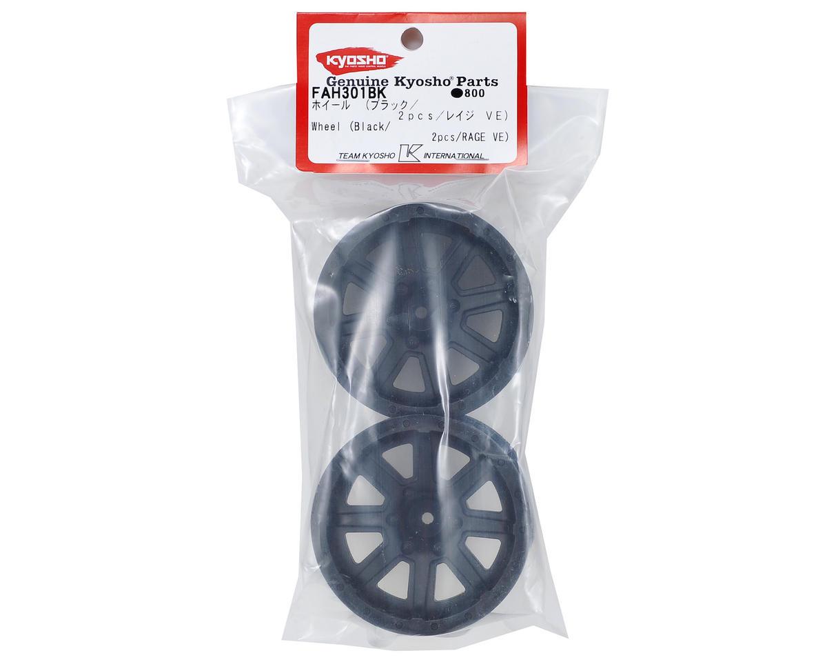 Kyosho Wheel (Black) (2)
