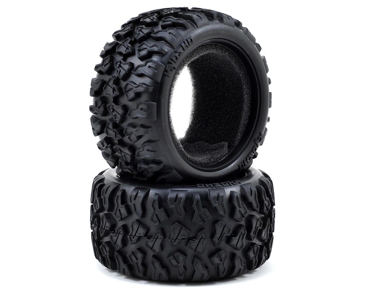 Kyosho Neo Bloc Tire w/Insert (2)
