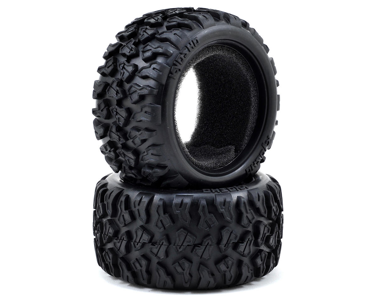 Neo Bloc Tire w/Insert (2) by Kyosho