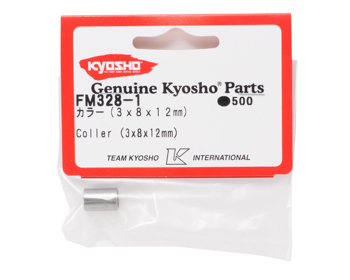 Kyosho 3x8x12mm Collar