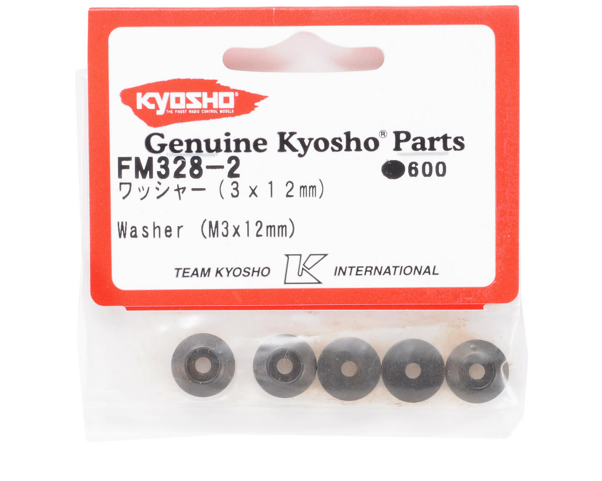 Kyosho 3x12mm Washer (5)