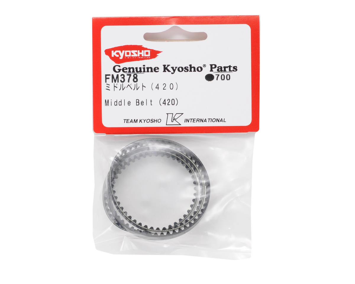 Kyosho 420 Middle Belt