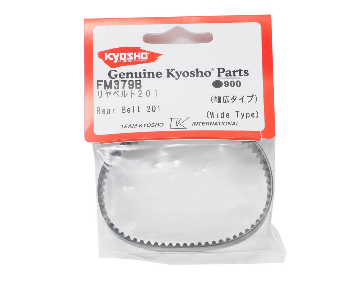 Kyosho 201 Rear Belt (Wide Type)