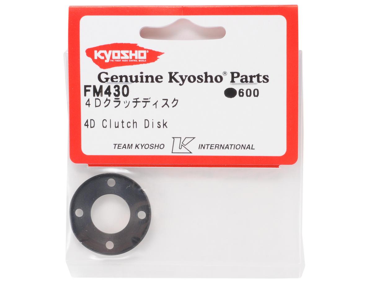 Kyosho 4D Clutch Disk