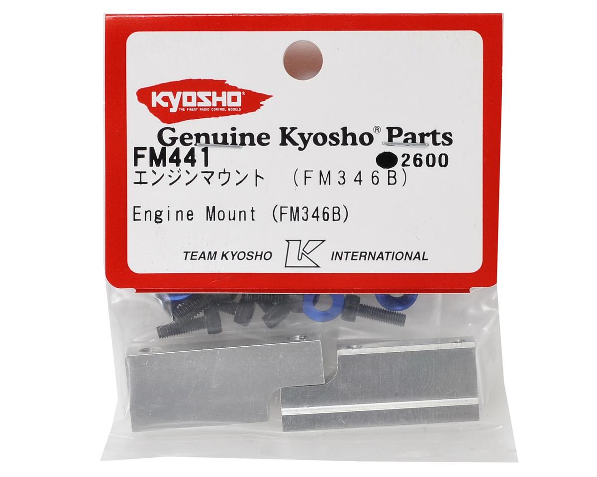 Kyosho Evolva Engine Mount