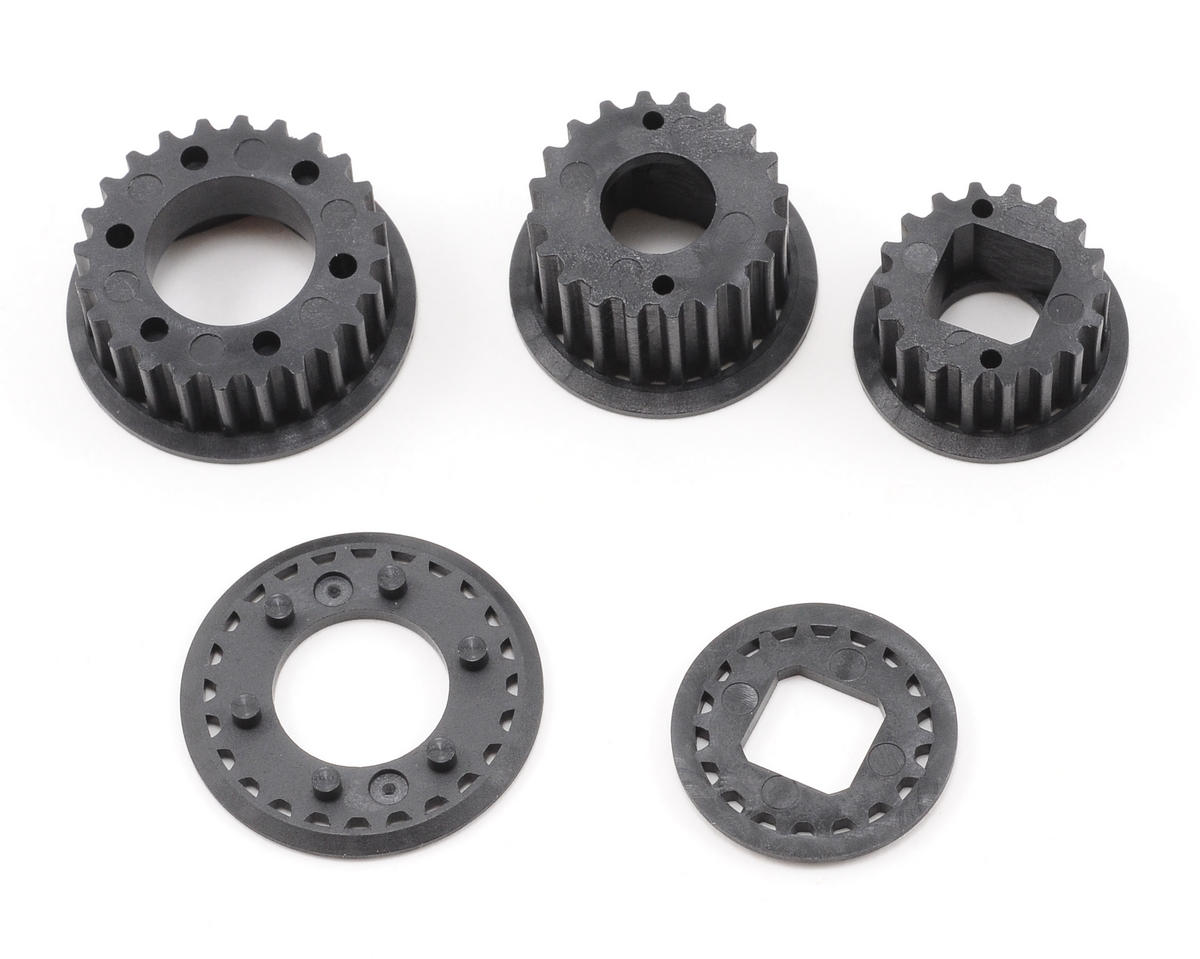 Kyosho Pulley Set (24/18/20T)