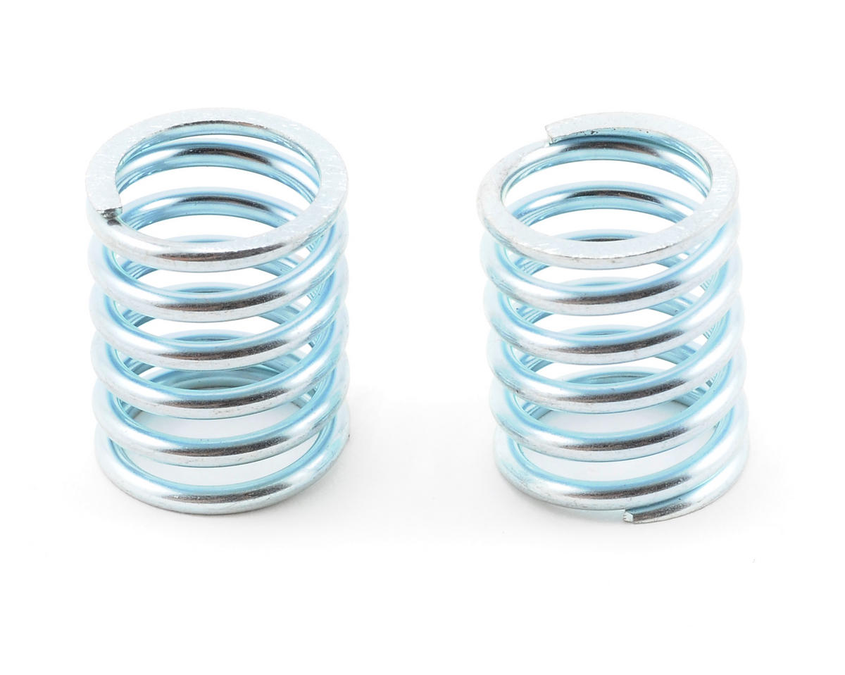 Kyosho Front Shock Spring (2) (Silver - 4.5-1.9)