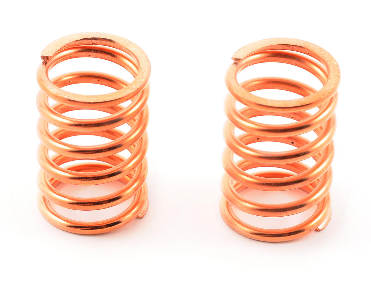 Kyosho Evolva Rear Shock Spring (2) (Copper - 4.5-1.9)