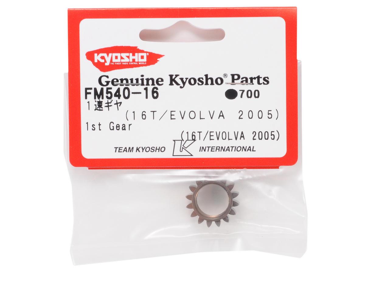 Kyosho 1st Gear (16T)