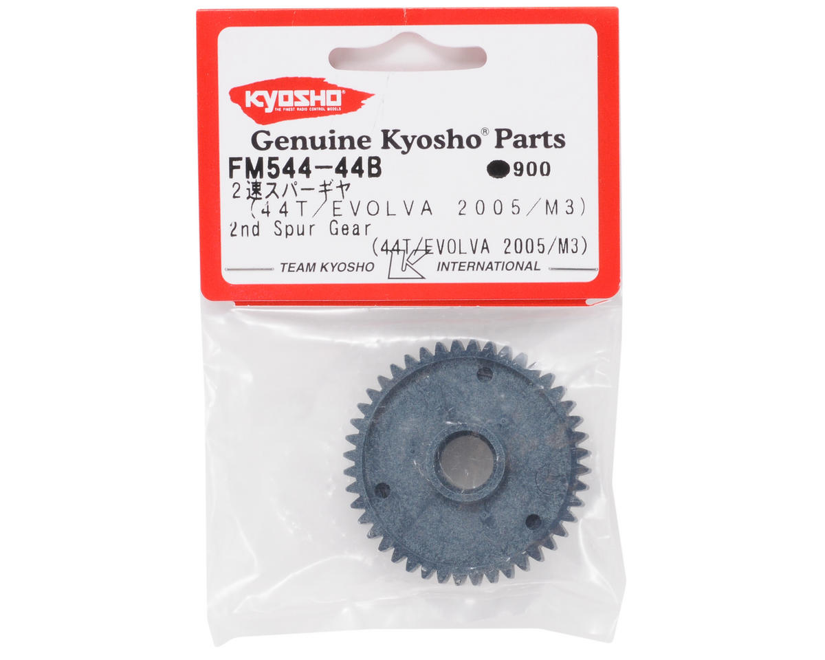 Kyosho 2nd Spur Gear (Evolva) (44T)
