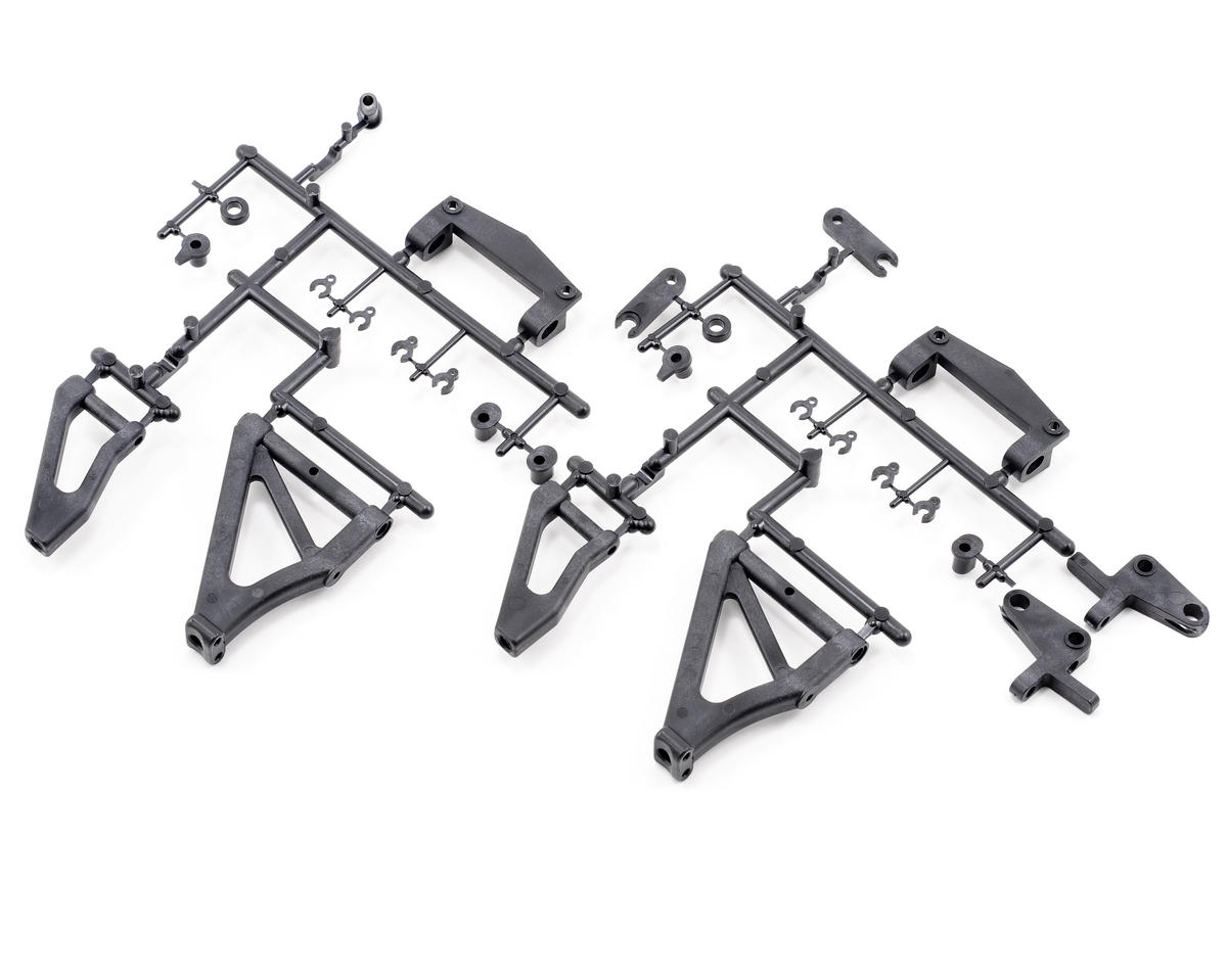 Front Suspension Arm Set by Kyosho