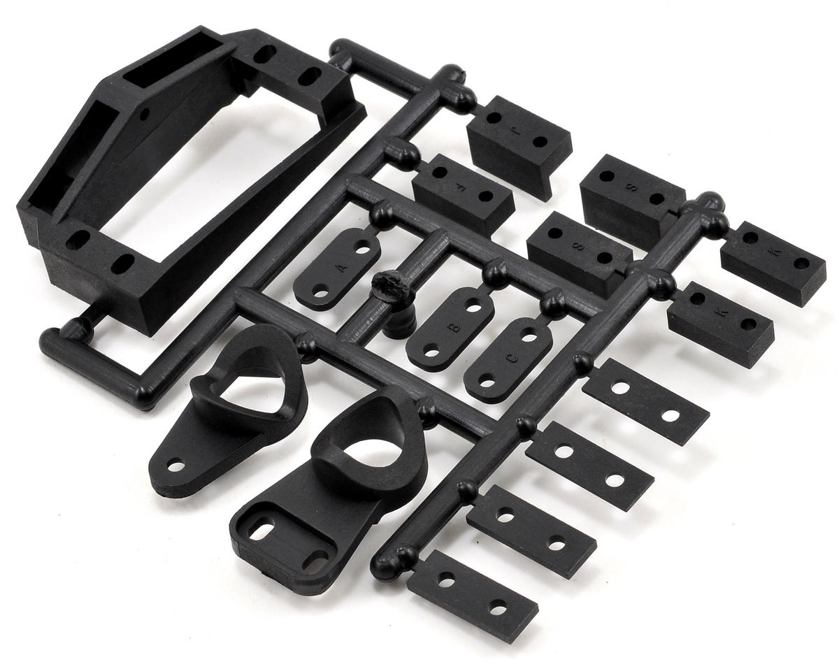 Kyosho Evolva Servo Saver Set