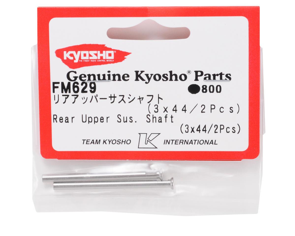 Kyosho 3x44mm Rear Upper Suspension Shaft (2)