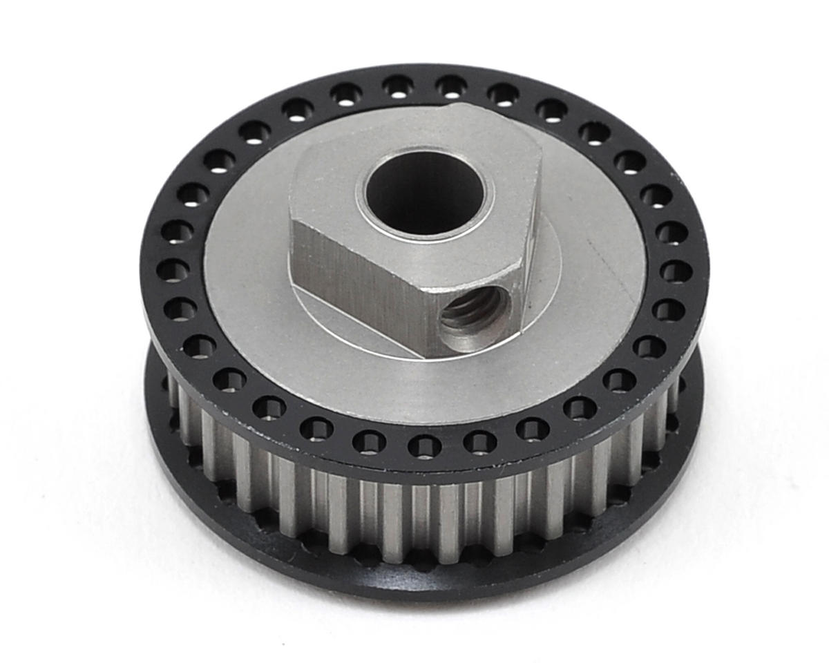 2012 Aluminum Side Pulley (29T) by Kyosho